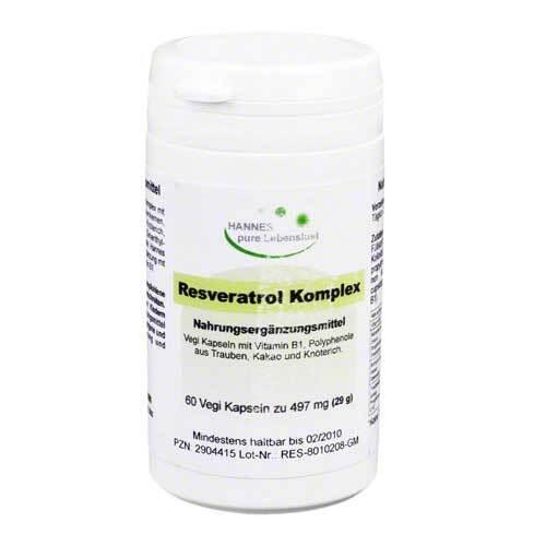 Resveratrol Komplex Vegi Kap - 1