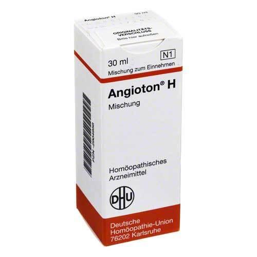 DHU Angioton H Liquidum - 1