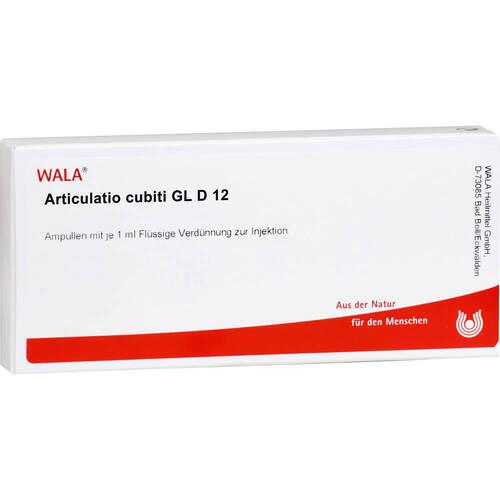 Articulatio Cubiti GL D 12 Ampullen - 1
