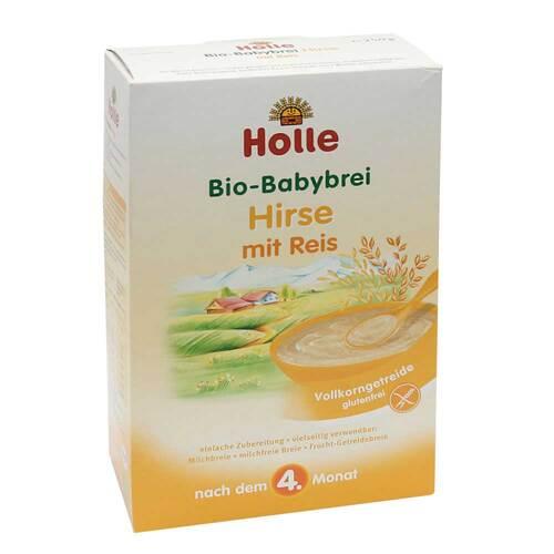 Holle Bio Babybrei Hirse - 1