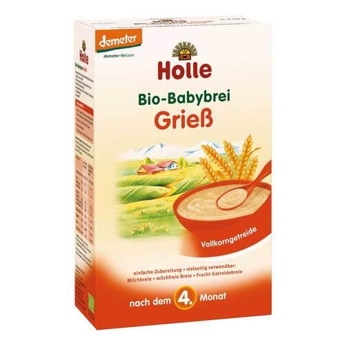 Holle Bio Babybrei Grieß - 1