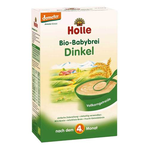 Holle Bio Babybrei Dinkel - 1