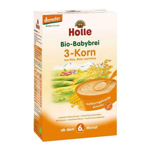Holle Bio Babybrei 3 Korn - 1