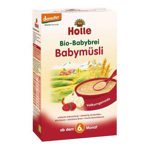 Holle Bio Babybrei Babymüsli - 1