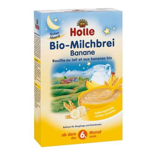 Holle Bio Milchbrei Banane - 1