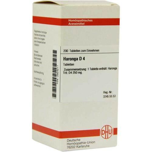 Haronga D 4 Tabletten - 1