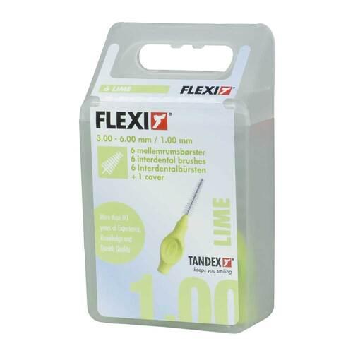 Tandex Flexi Interdental Bürsten grün 1,0mm - 1