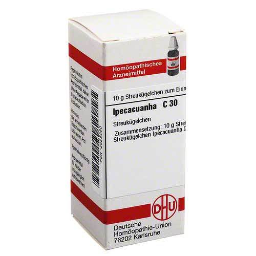 Ipecacuanha C 30 Globuli - 1