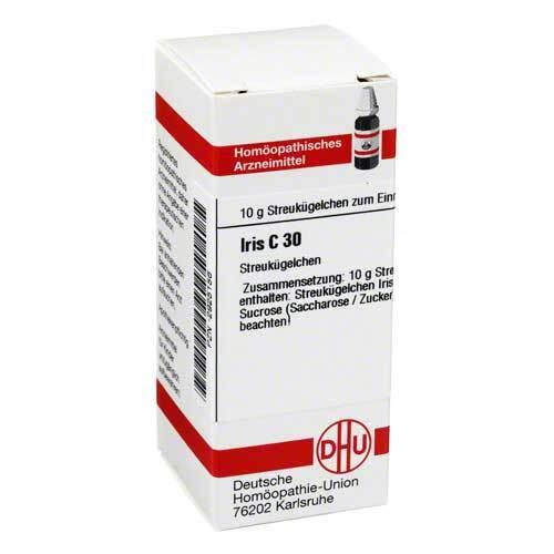 DHU Iris C 30 Globuli - 1