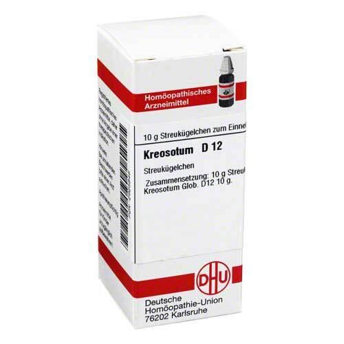 Kreosotum D 12 Globuli - 1