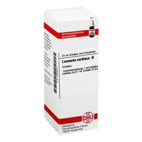 DHU Leonurus Cardiaca Urtinktur - 1