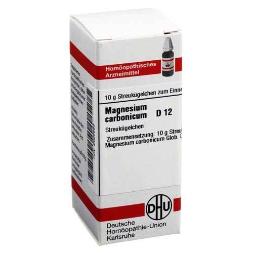 Magnesium carbonicum D 12 Gl - 1