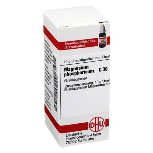 DHU Magnesium phosphoricum C 30 Globuli - 1