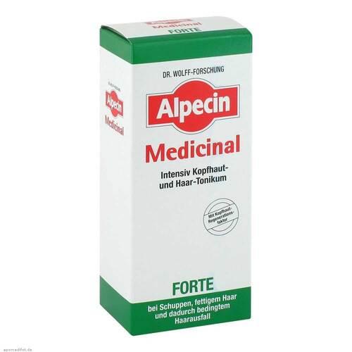 Alpecin Medicina Intensiv Kopfhaut- und Haartonikuml Forte - 1