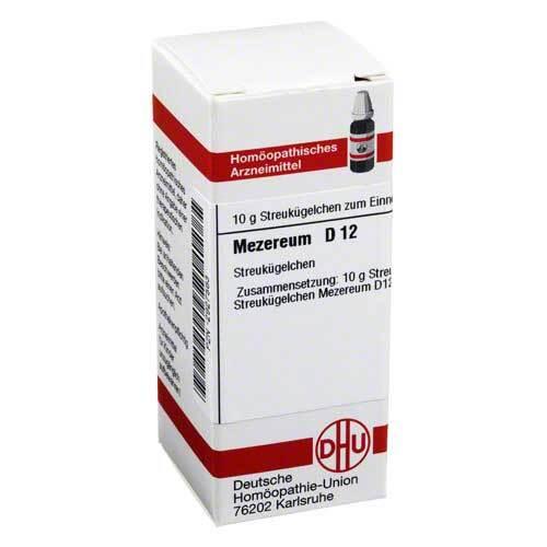 Mezereum D 12 Globuli - 1