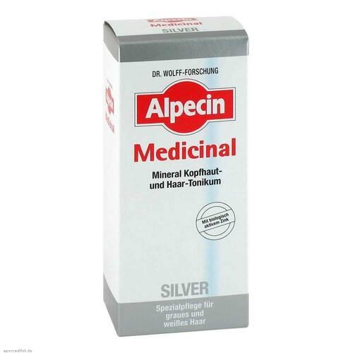 Alpecin med.Silver Mineral K - 1