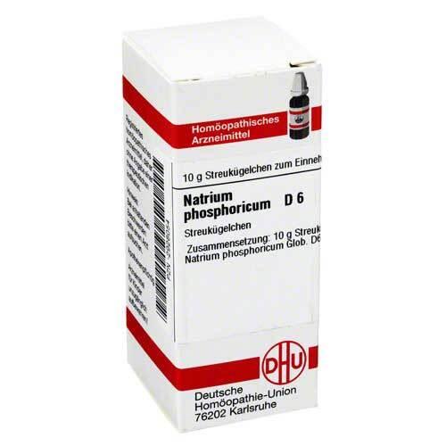 Natrium phosphoricum D 6 Globuli - 1