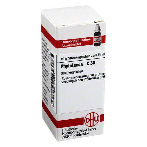 DHU Phytolacca C 30 Globuli - 1
