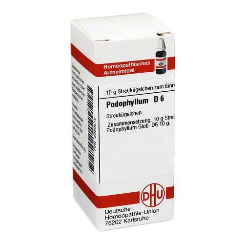 DHU Podophyllum D 6 Globuli - 1