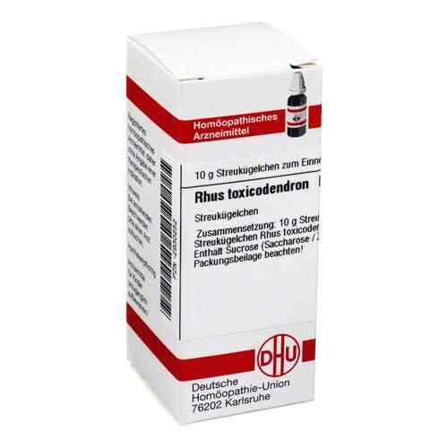 DHU Rhus toxicodendron D 200 Globuli - 1