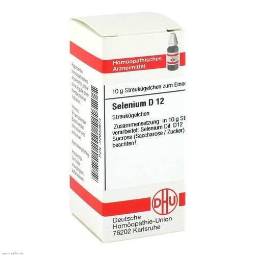 Selenium D 12 Globuli - 1
