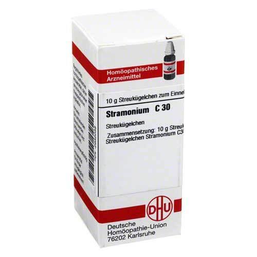 Stramonium C 30 Globuli - 1