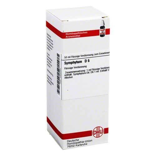 DHU Symphytum D 6 Dilution - 1
