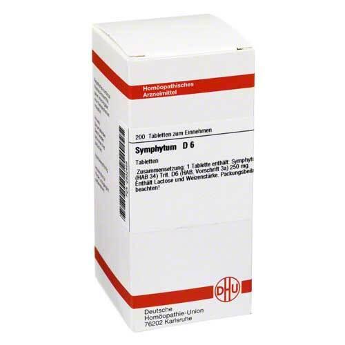 Symphytum D 6 Tabletten - 1