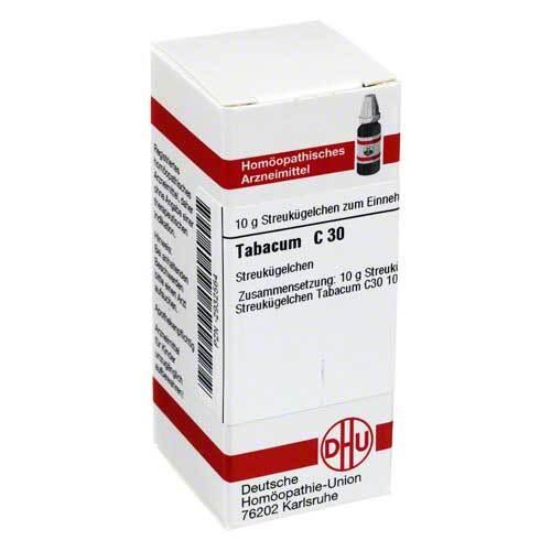 DHU Tabacum C 30 Globuli - 1