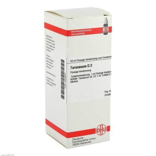 Taraxacum D 2 Dilution - 1