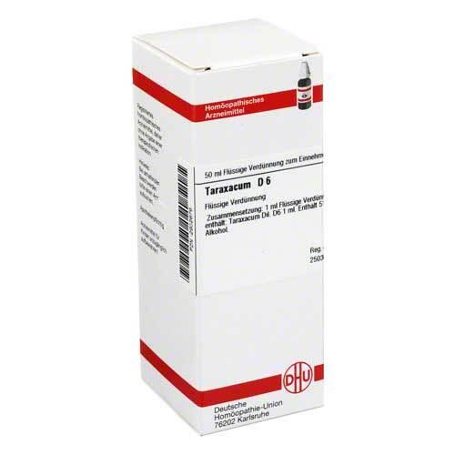 Taraxacum D 6 Dilution - 1