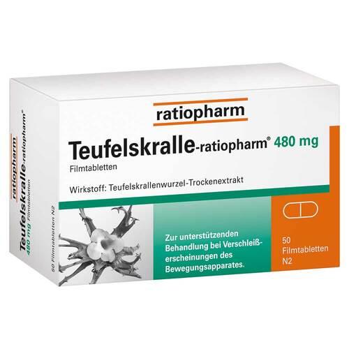 Teufelskralle Ratiopharm Filmtabletten - 1