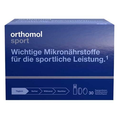 Orthomol Sport Trinkfläschchen - 1