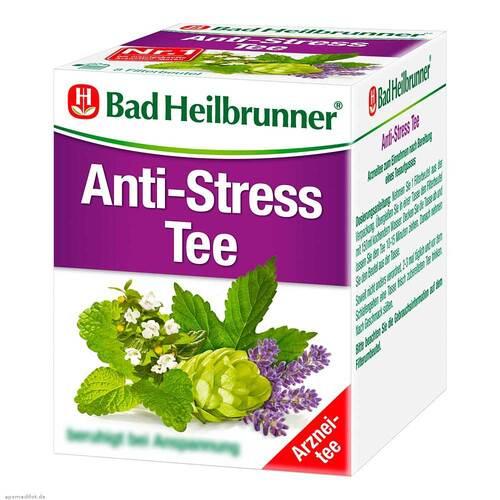 Bad Heilbrunner Tee Anti Stress Filterbeutel - 1