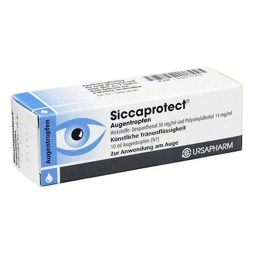 Siccaprotect Augentropfen - 1