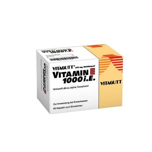 Vitagutt Vitamin E 1000 Kaps - 1