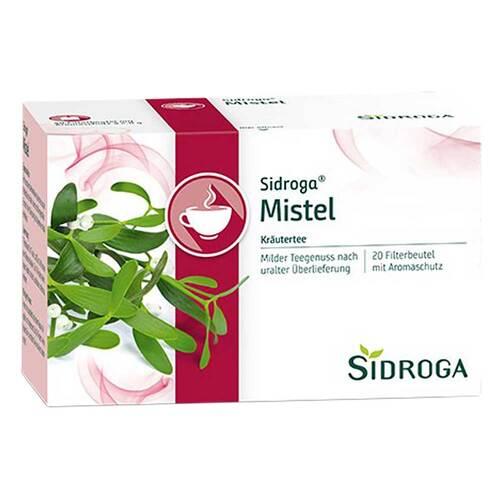 Sidroga Mistel Tee Filterbeutel - 1