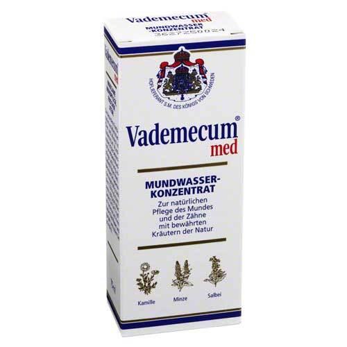 Vademecum Med Mundwasser Kon - 1