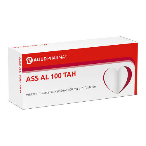 ASS AL 100 TAH Tabletten - 1