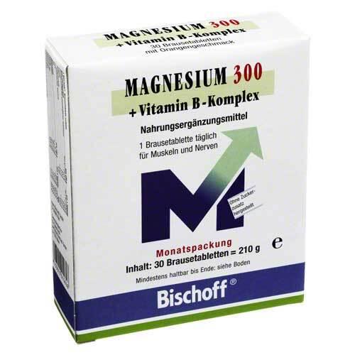 Magnesium Brausetabletten 30 - 1