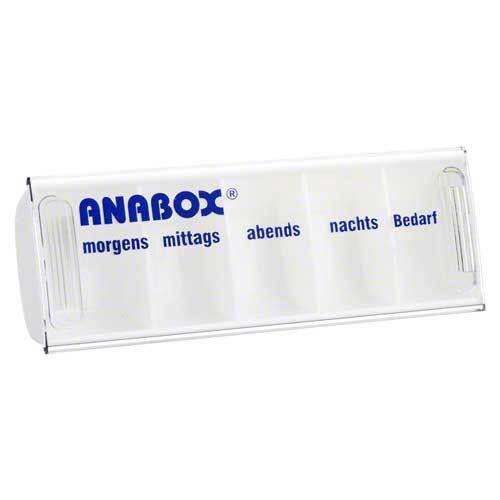 Anabox Tagesbox weiß - 1