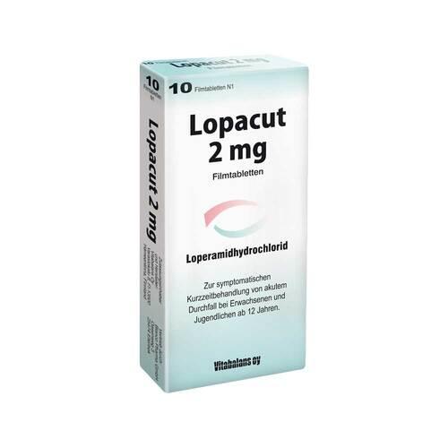 Lopacut 2 mg Filmtabletten - 1