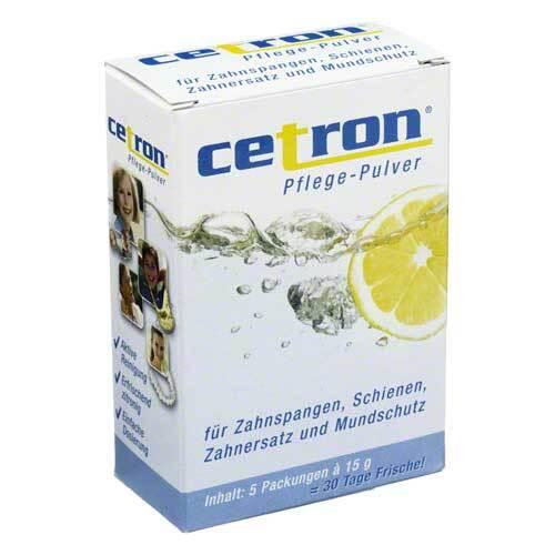 Cetron Reinigungspulver - 1