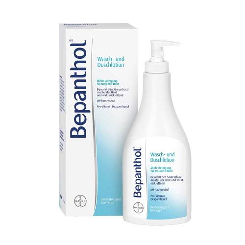 Bepanthol Wasch-und Duschlotion - 1