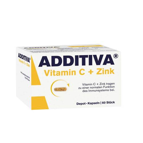 Additiva Vitamin C Depot 300 - 1