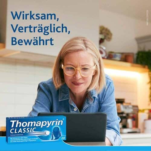 Thomapyrin Classic Schmerztabletten - 2
