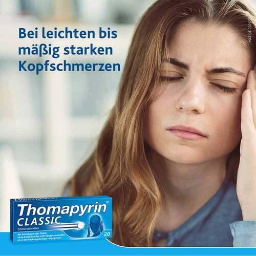Thomapyrin Classic Schmerztabletten - 3