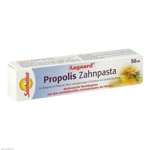 PZN 03046876 Zahnpasta, 50 ml