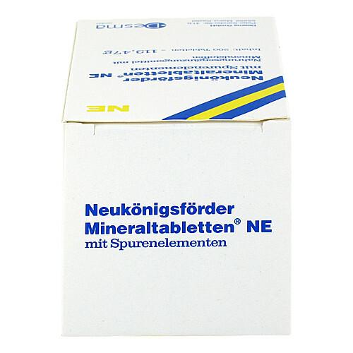 Neukönigsförder Mineraltabletten NE - 4