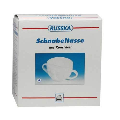 Schnabeltasse Kunststoff - 1